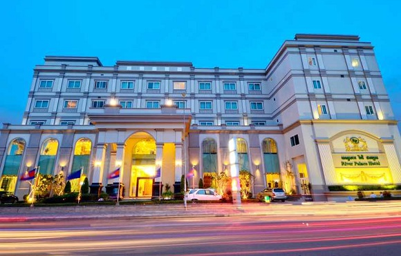 Best Western River Palace Hotel Phnom Penh