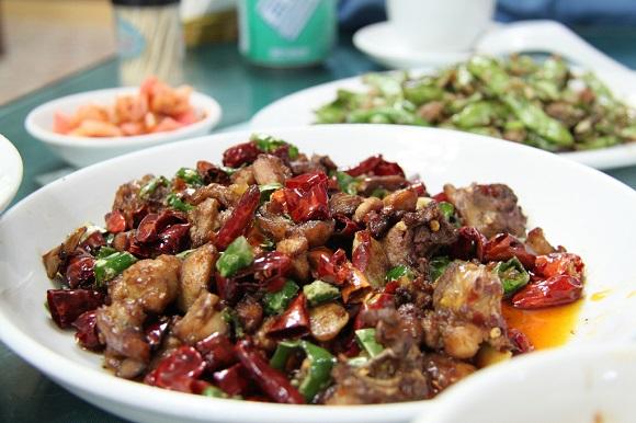 Cilinary China