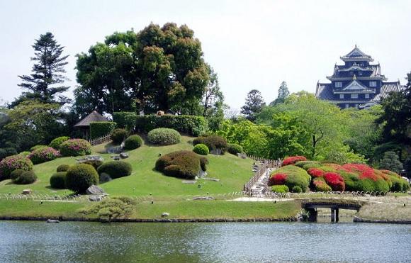 Okayama Castle Destination Asia Japan