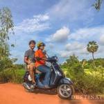 Authentic Vespa Foodie Tour in Siem Reap