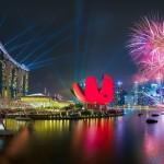 Nature and Sustainability Take Center Stage at I Light Marina Bay 2017