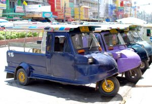 Ayutthaya_tuktuk