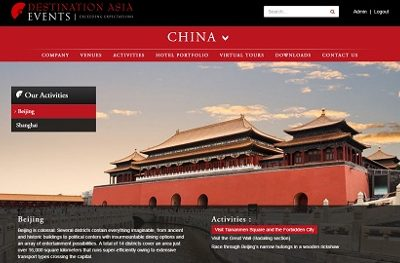 DA New Website