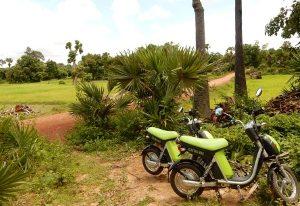 Green E-bike in Cambodia_300x206